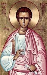 Рождественский пост еще называют Филипповым постом, т.к. заговение приходится на день памяти святого апостола Филиппа